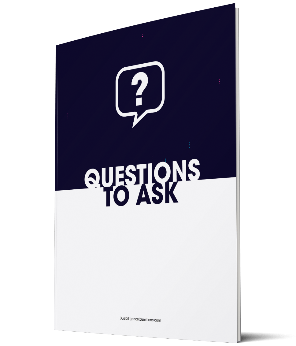 Due Diligence Questions: 85 questions to ask before investing in a mobile app